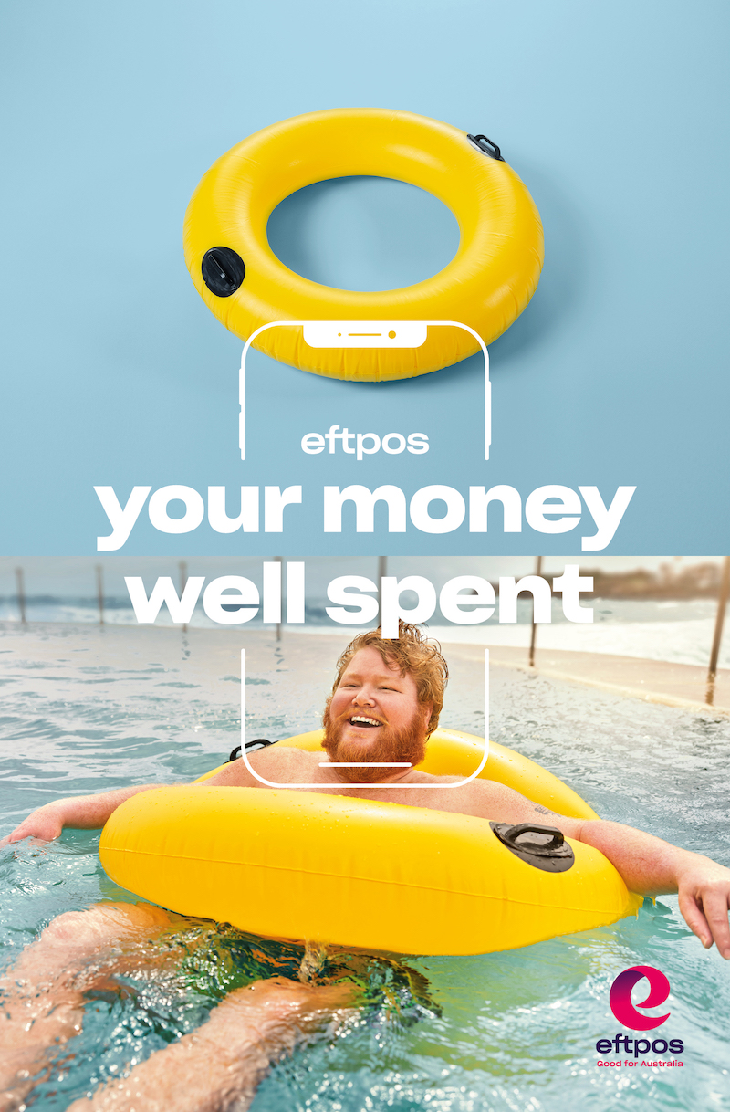 eftpos launches new brand campaign championing living & spending mindfully — 'your money, well spent'